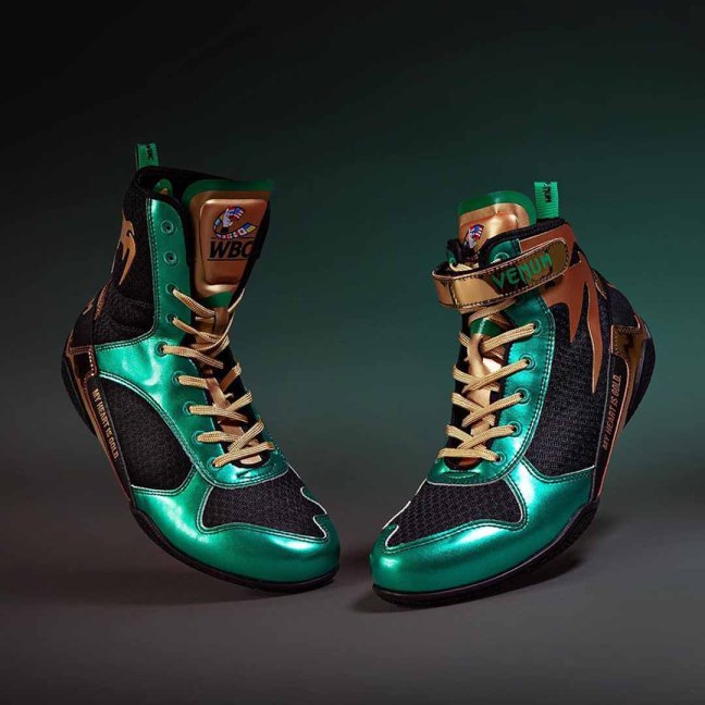 Venum X WBC Super Limited Edition Boxing Shoes