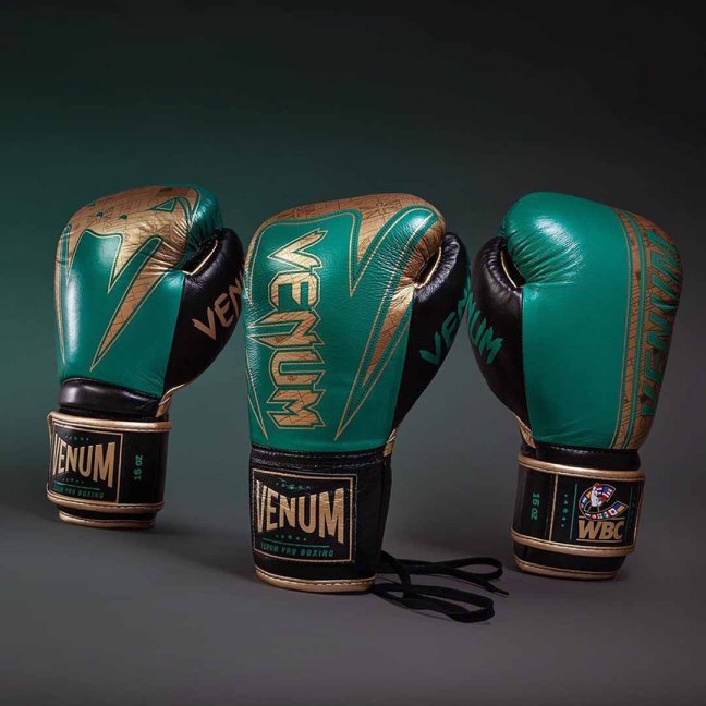 Venum X WBC Super Limited Edition Boxing Gloves
