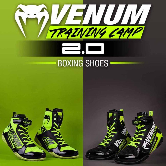 Venum Elite VTC 2.0 Edition Boxing Shoes