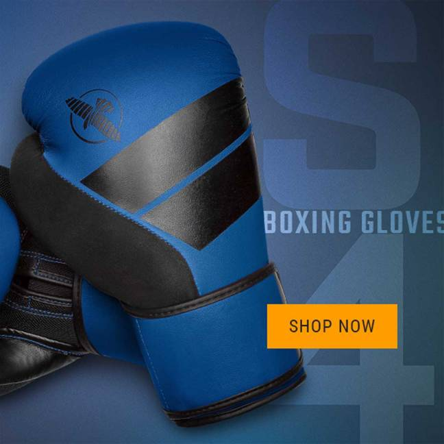 Hayabusa S4 Boxing Gloves - 6 New Colours