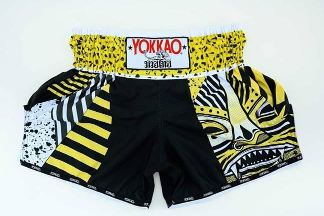 Yokkao Mayan Carbonfit Shorts