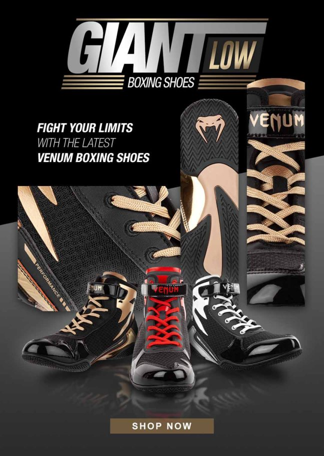 Venum Giant Low Boxing Gloves