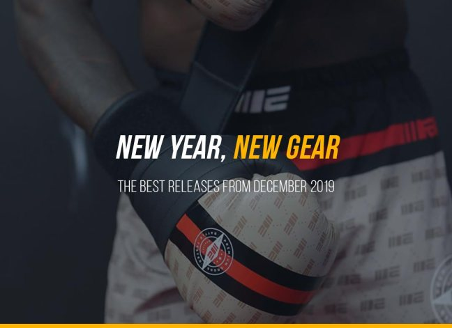 New Year, New Gear - December 2019