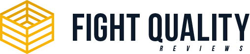 Fight Quality Reviews Logo