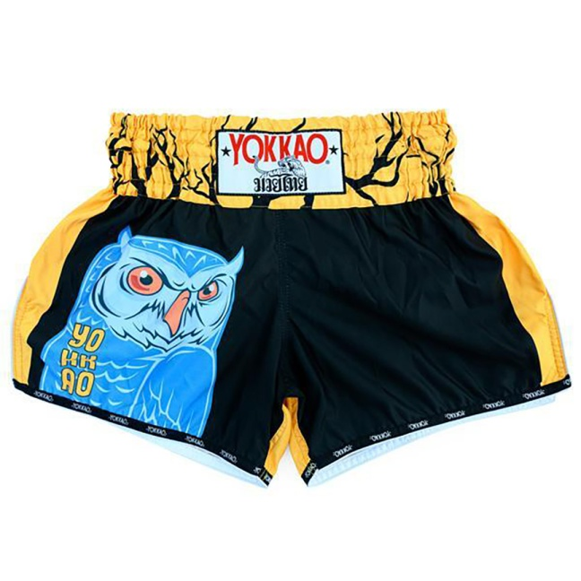 Yokkao Nightwalker Carbonfit Shorts