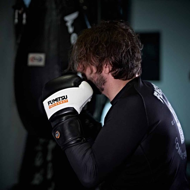 Fumetsu Ghost Boxing Gloves
