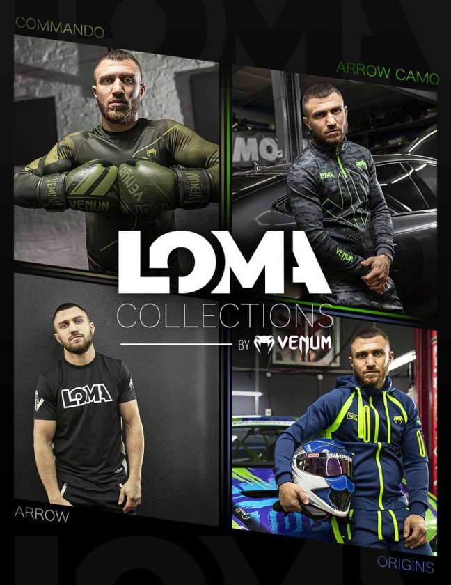 Venum LOMA Collections