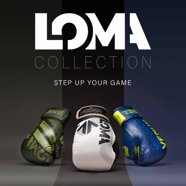 Venum LOMA Collection Boxing Gloves