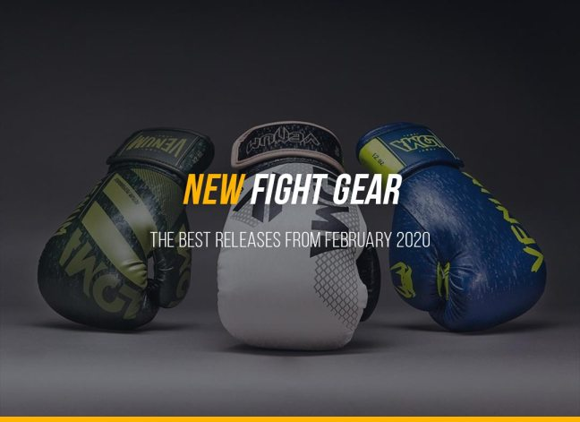 New Fight Gear - January 2020