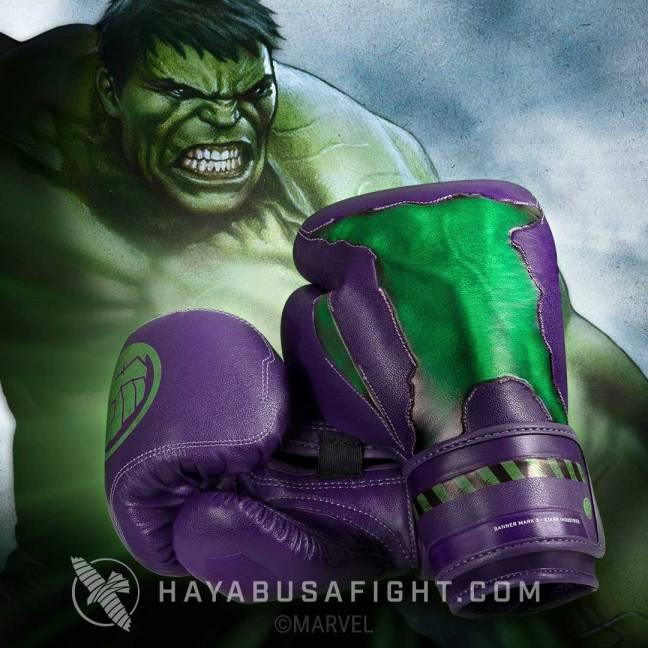 Hayabusa Hulk Boxing Gloves