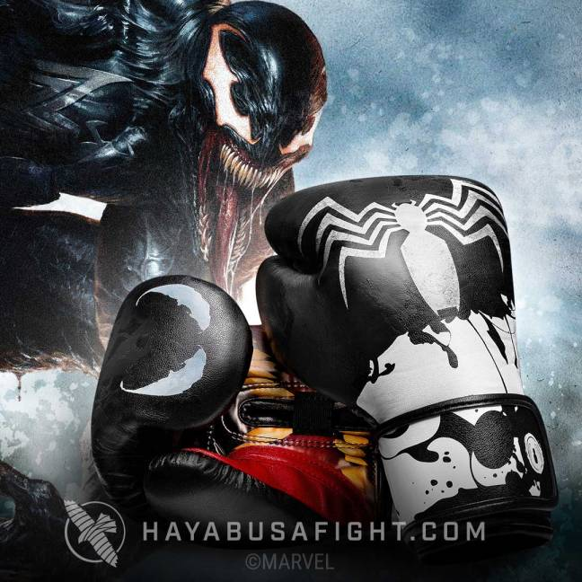 Hayabusa Symbiote Boxing Gloves