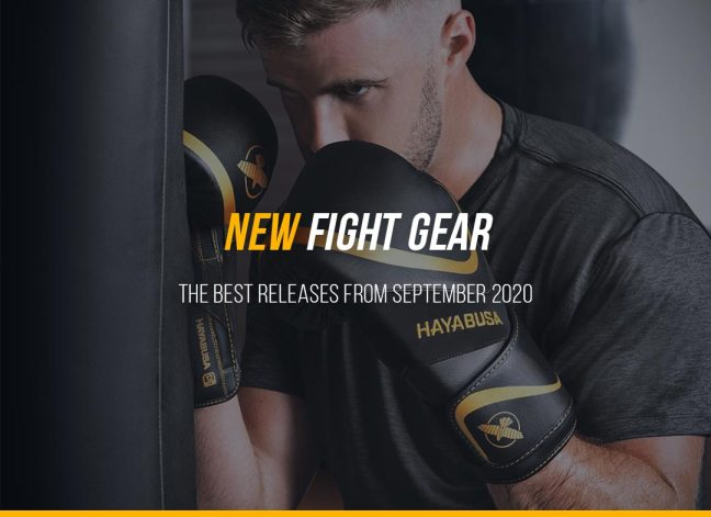 New Fight Gear - September 2020