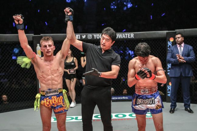 Our Five Favourite Fighters From the One Championship Roster