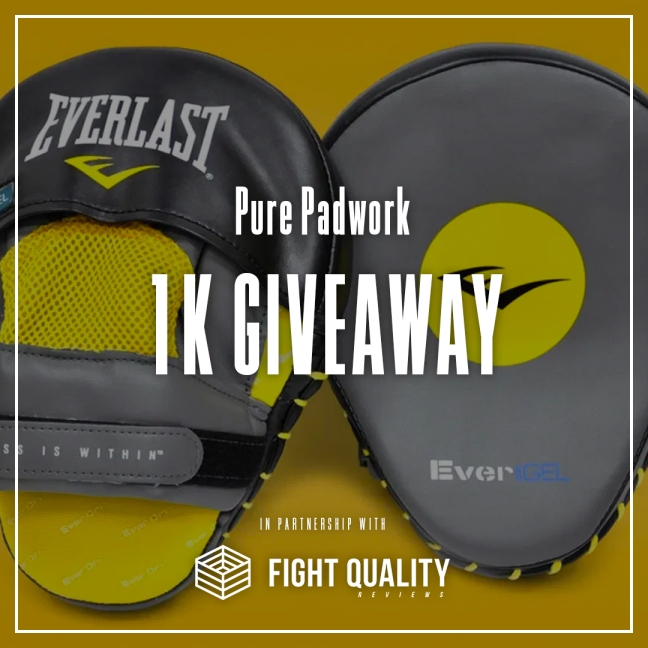 Want to Win Yourself a Pair of Focus Mitts?